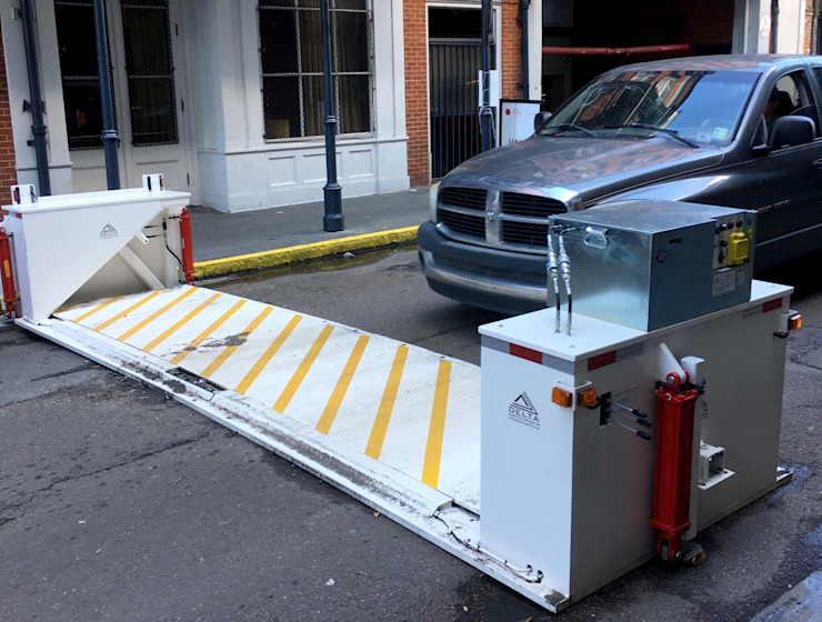 Strong Security Barriers by Cape Town Security Gates