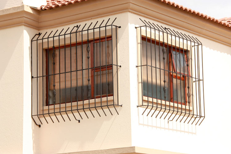 Durable Burglar Bars by Cape Town Security Gates