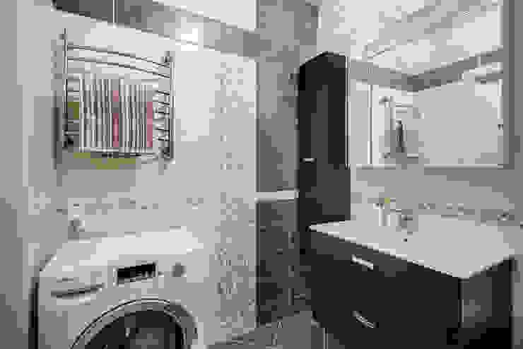 Ванная комната: Ванные комнаты в . Автор – Студия Анастасии Бархатовой, Эклектичный