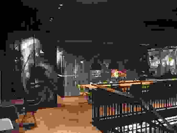 Fellini Rotterdam Industriële bars & clubs van LC Interior Architects BV Industrieel