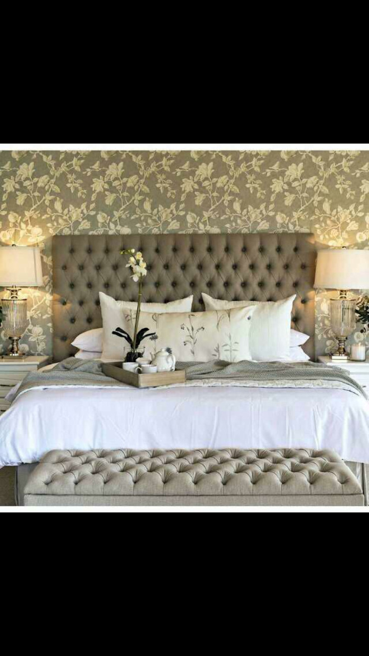 Customer made Furniture , Headboards: modern  by Instyle Decorators, Modern