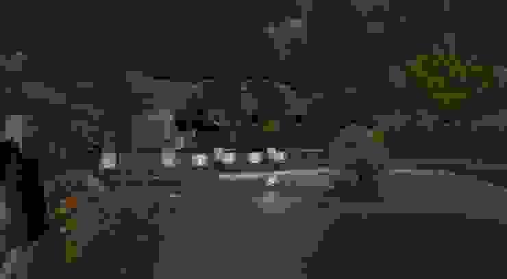 Modern Garden by Anthemis Bureau d'Etude Paysage Modern