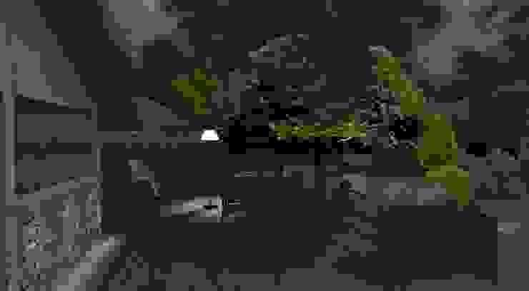 Anthemis Bureau d'Etude Paysage Moderner Garten