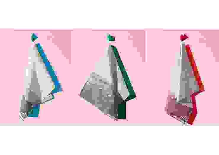 modern  by Roos Soetekouw Design, Modern Textile Amber/Gold