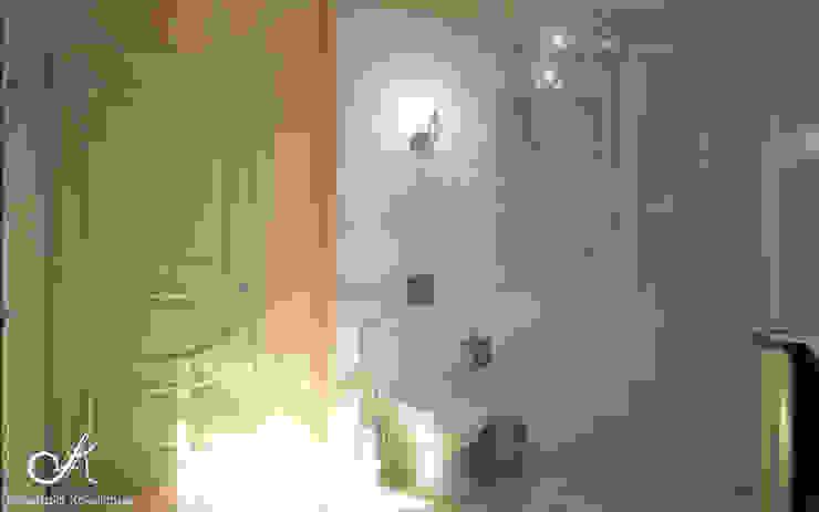 Villa Classic style bathroom by Design studio by Anastasia Kovalchuk Classic