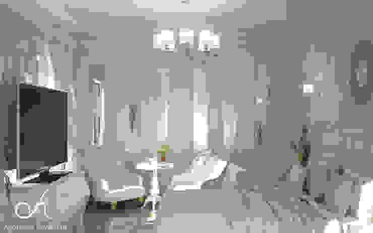 Villa Classic style bedroom by Design studio by Anastasia Kovalchuk Classic
