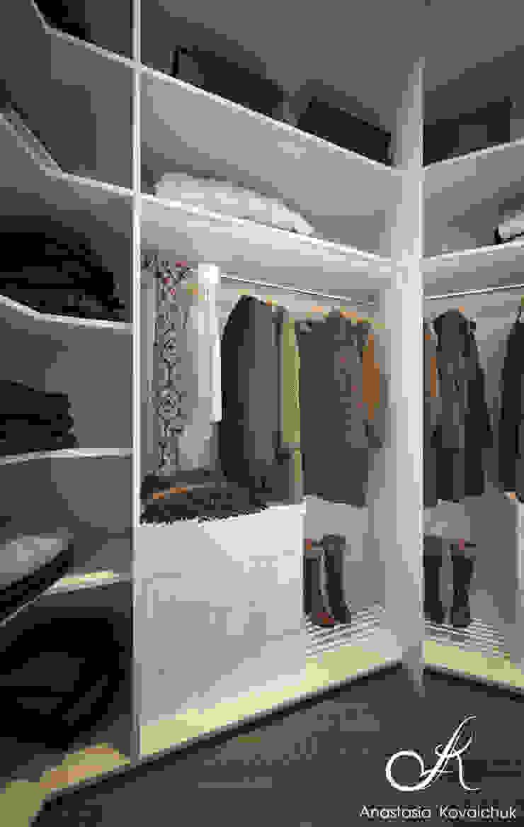 Moderne Ankleidezimmer von Design studio by Anastasia Kovalchuk Modern