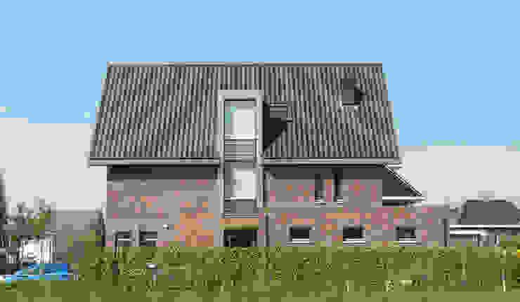 Woning Waterrijk Woerden Moderne huizen van Architectenbureau van den Hoeven b.v. Modern