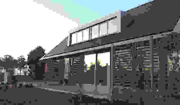 Woning Harmelen Moderne huizen van Architectenbureau van den Hoeven b.v. Modern
