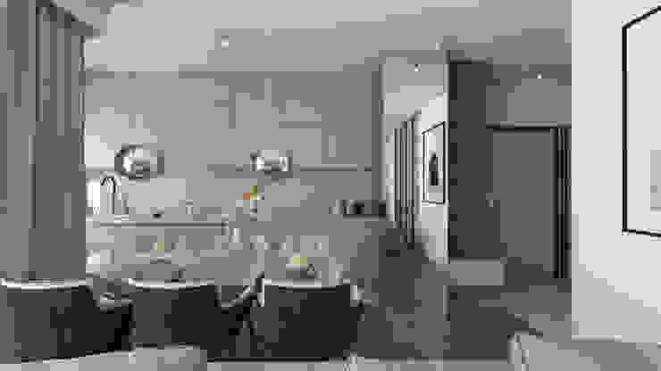 Luxury interiors by emc|partners Classic Plywood