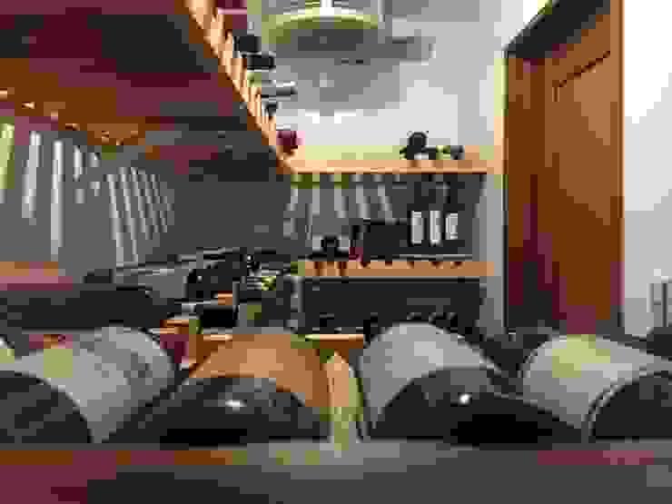 Gastronomy by 合同会社 栗原弘建築設計事務所