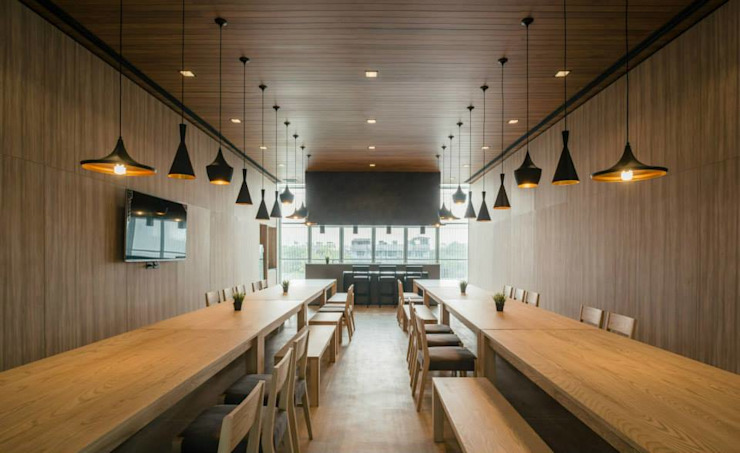Canteen โดย Overtimearchitect