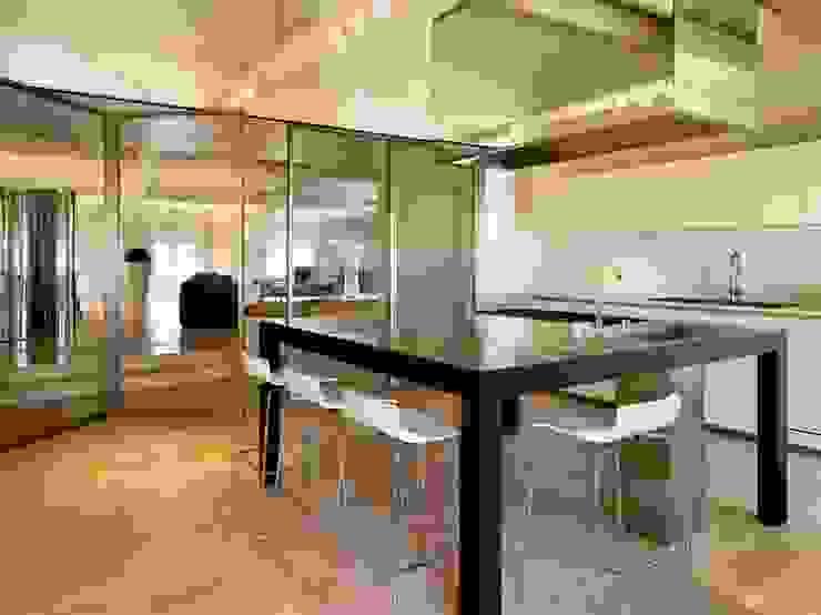 Pietro Carlo Pellegrini Architetto 現代廚房設計點子、靈感&圖片