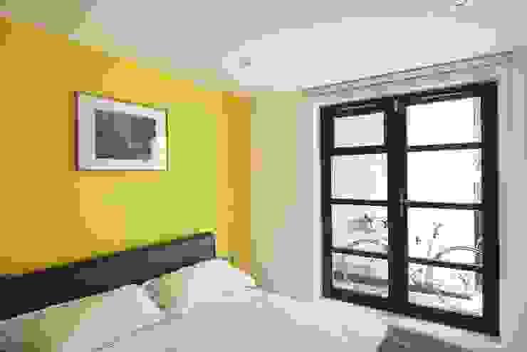 London duplex guestroom Modern Bedroom by ESTHERRICO Design & Businness Modern