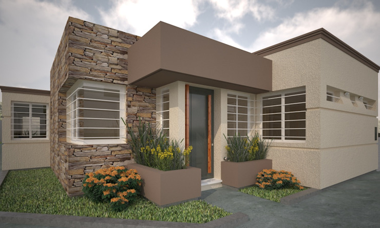 Estudio Barrios Astuto Modern Houses