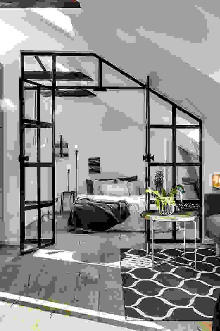 Scandinavian style bedroom by Design for Love Scandinavian