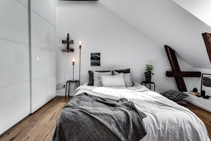 Bedroom by Design for Love, Scandinavian