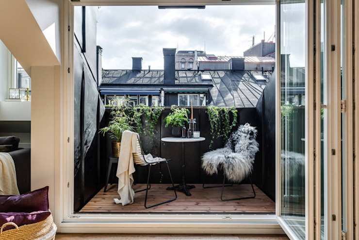 Terrace by Design for Love, Scandinavian