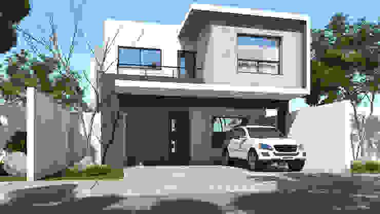 Moderne Häuser von GA-Arquitecto Modern
