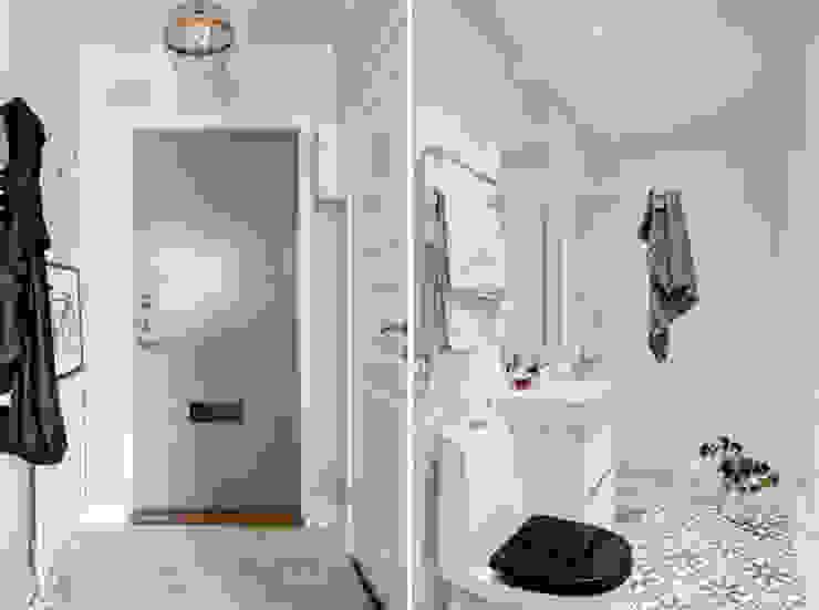 Scandinavian style bathroom by Design for Love Scandinavian