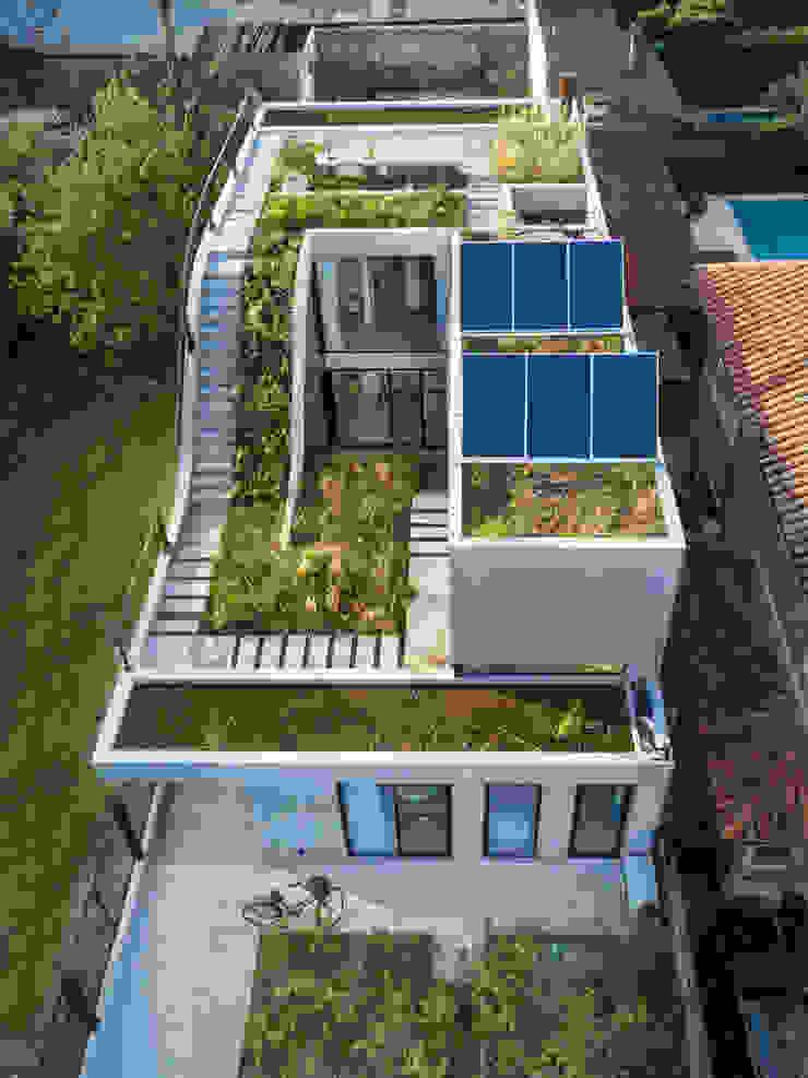 Modern home by BAM! arquitectura Modern Concrete