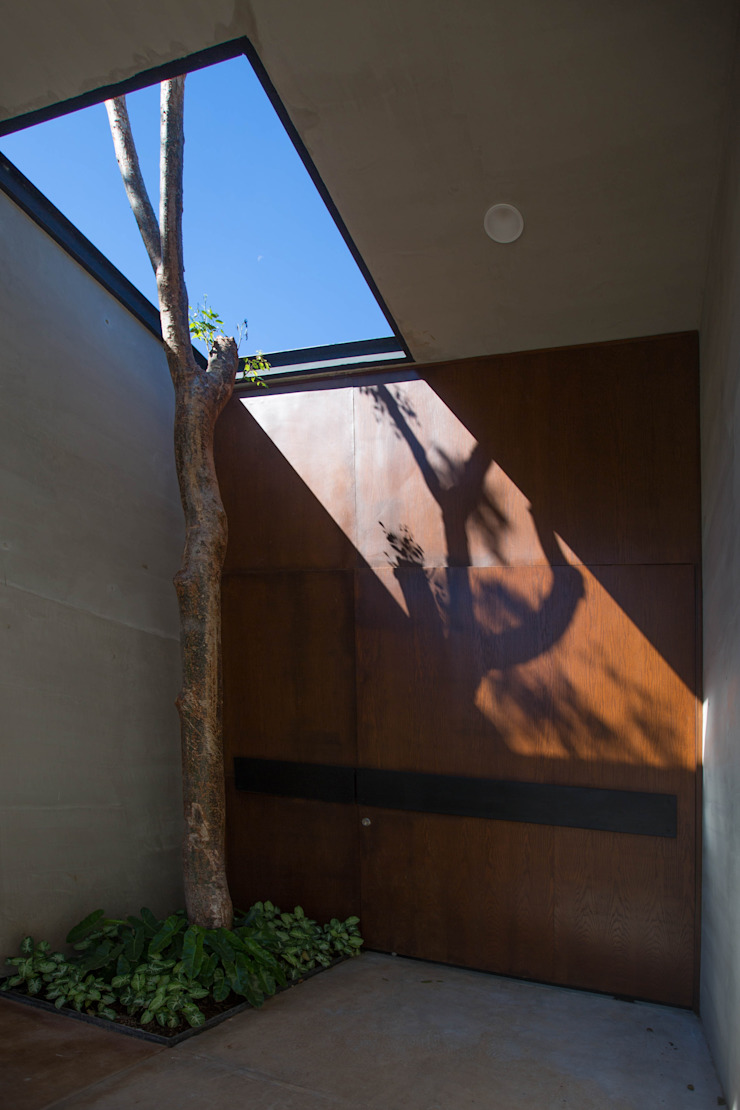 PM Modern Windows and Doors by FGO Arquitectura Modern Wood Wood effect
