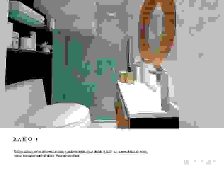 Moderne Häuser von Interiorista Teresa Avila Modern