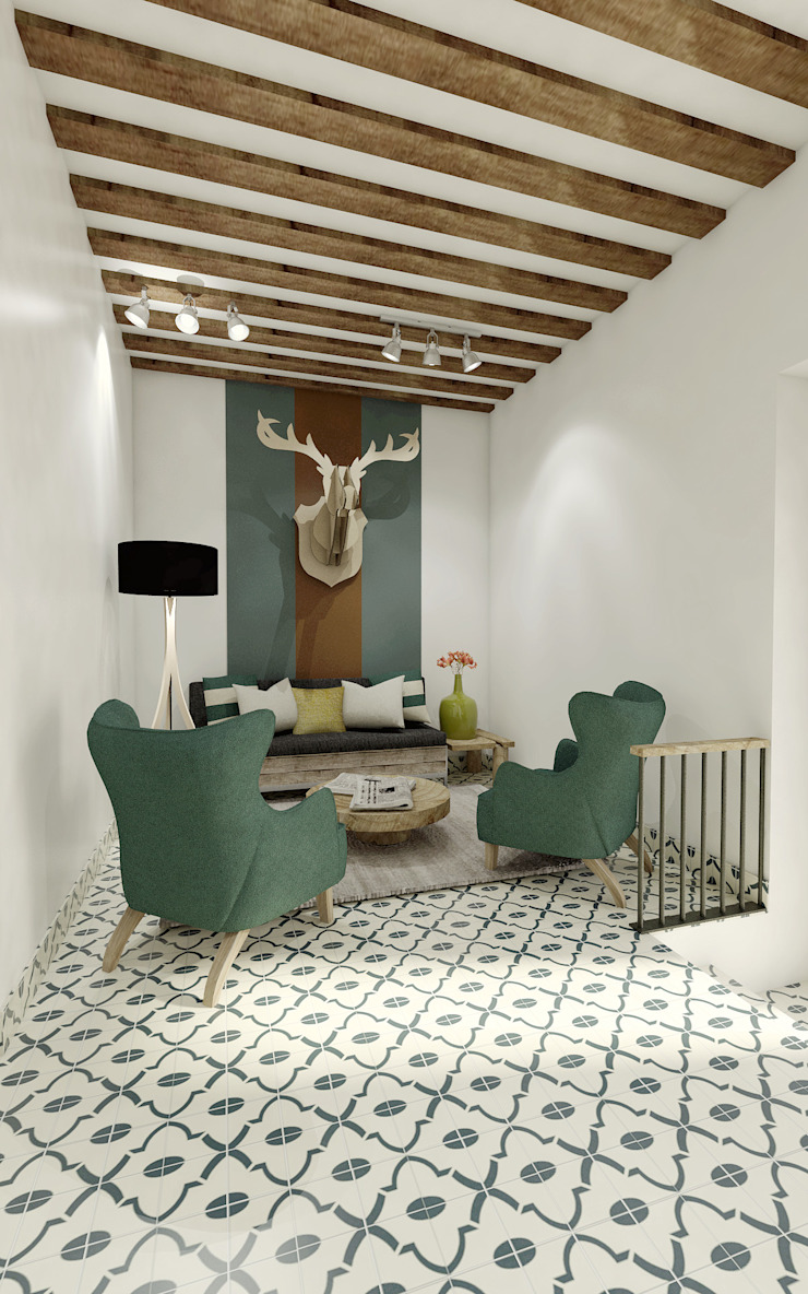 Hotel Boutique Modern Houses by Interiorista Teresa Avila Modern