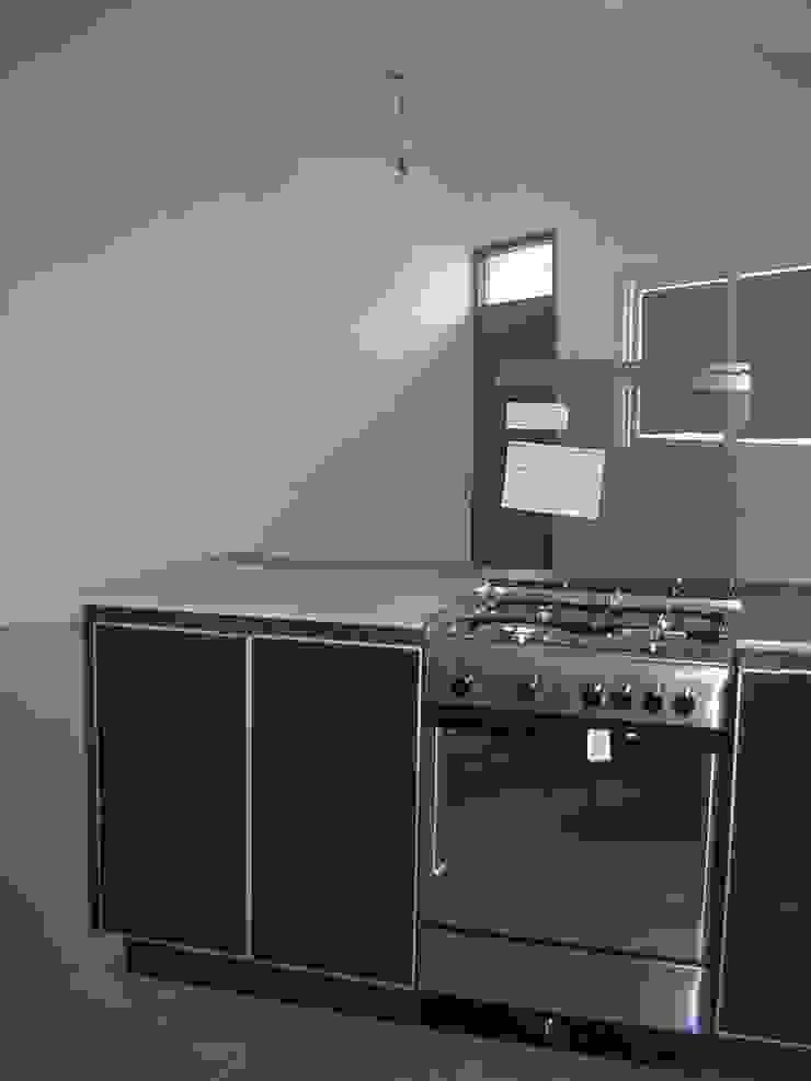 ARQUITECTA MORIELLO Dapur Modern