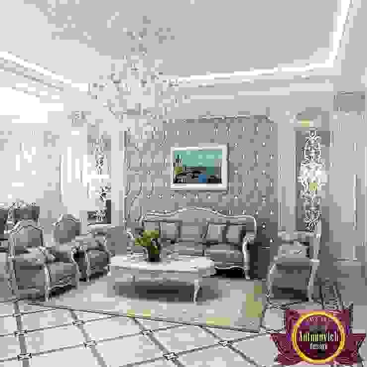 Soggiorno classico di Luxury Antonovich Design Classico