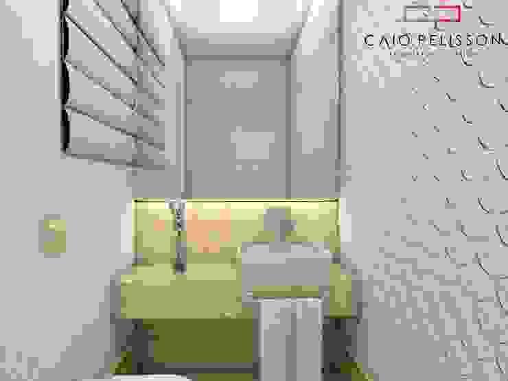 Salle de bain moderne par homify Moderne