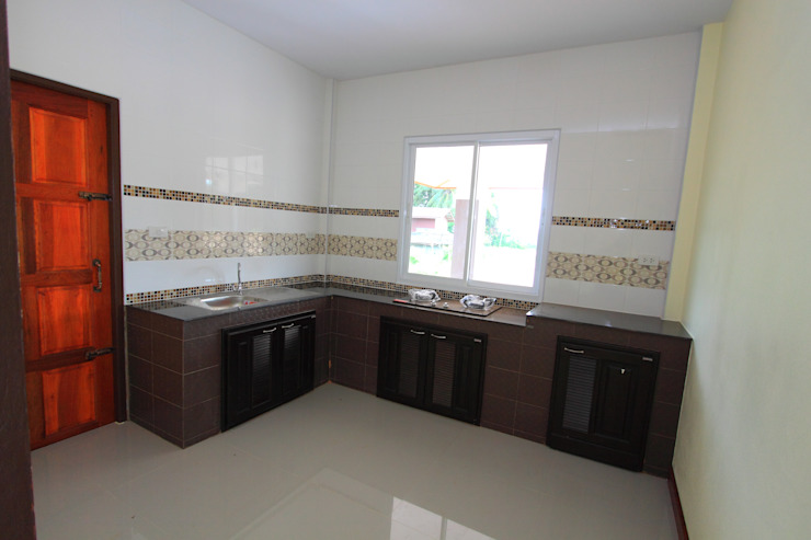 บ้านลูกค้า-คุณอัจจิมา โดย บจก.ทีเอ็มดับเบิ้ลยู แปลนดีไซน์ การก่อสร้าง (TMW.)