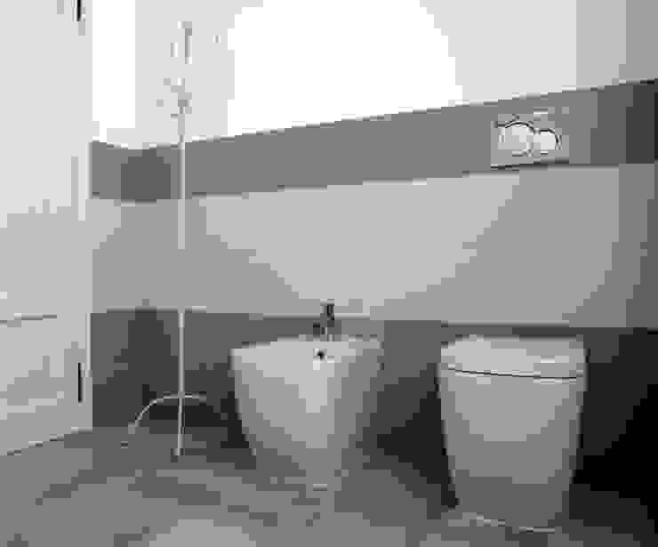 Luca Bucciantini Architettura d' interni Ванна кімната