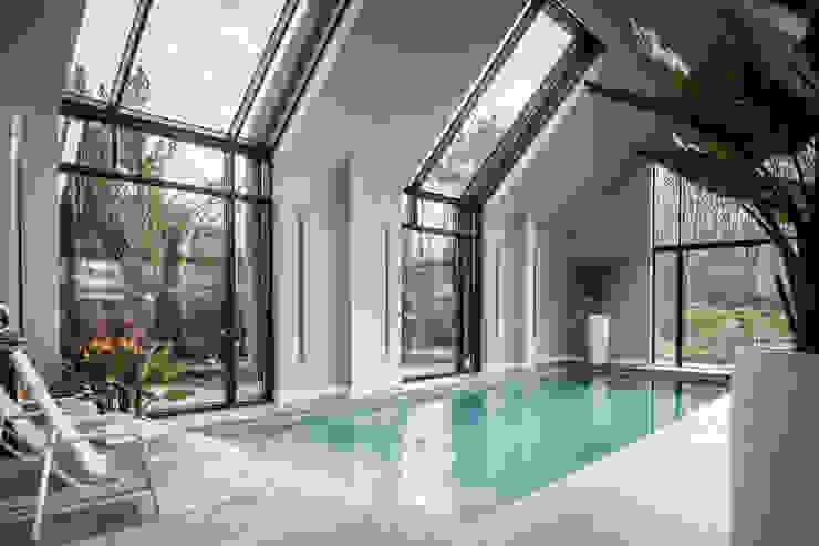 Totaalconcept Villa te Oisterwijk van Drijvers Oisterwijk bv Landelijk Metaal