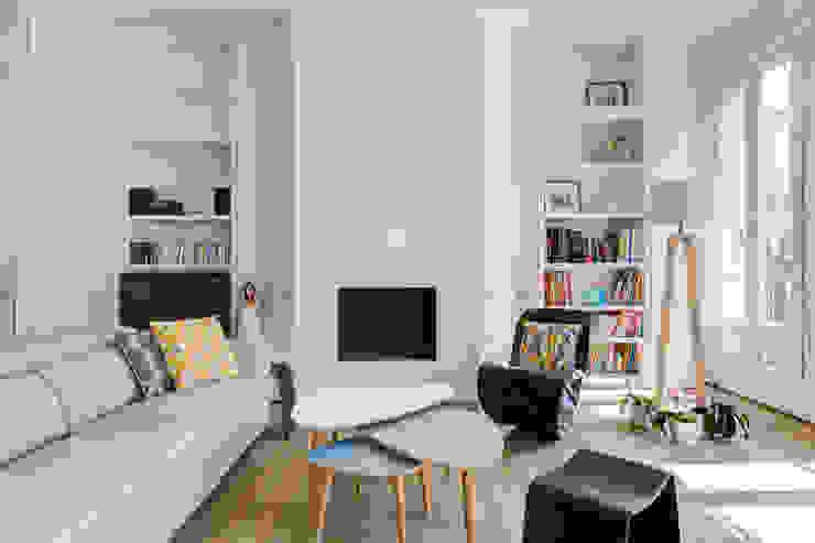 客廳 by Mon Concept Habitation