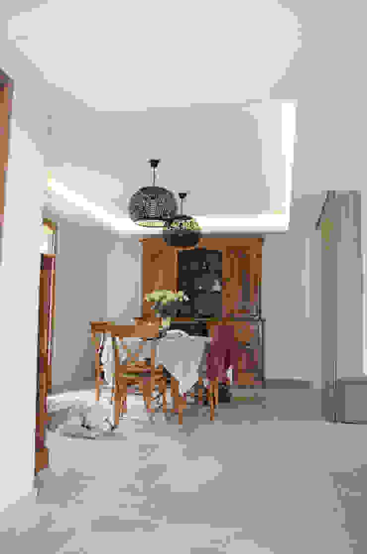 Salle à manger après travaux par Kauri Architecture