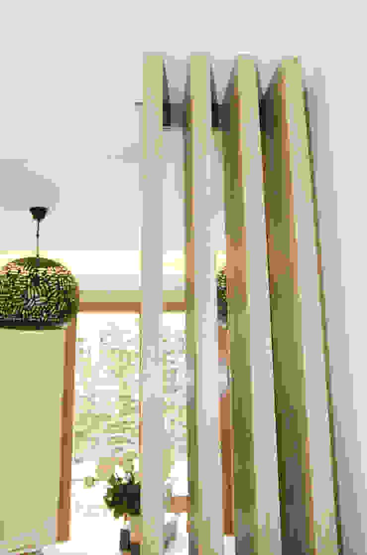 claustra bois par Kauri Architecture