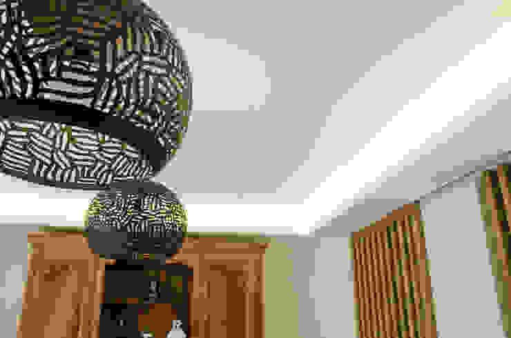 Entrée salle à manger après travaux par Kauri Architecture