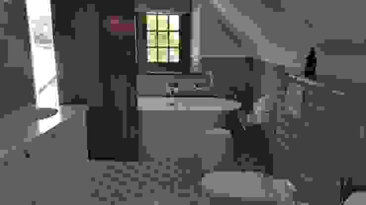 Baños de estilo clásico de Nailed it Projects Clásico