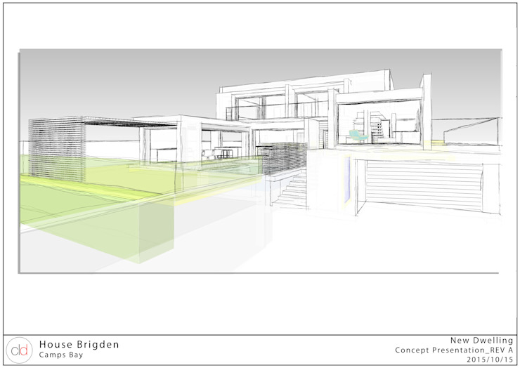 Front Perspective cld architects