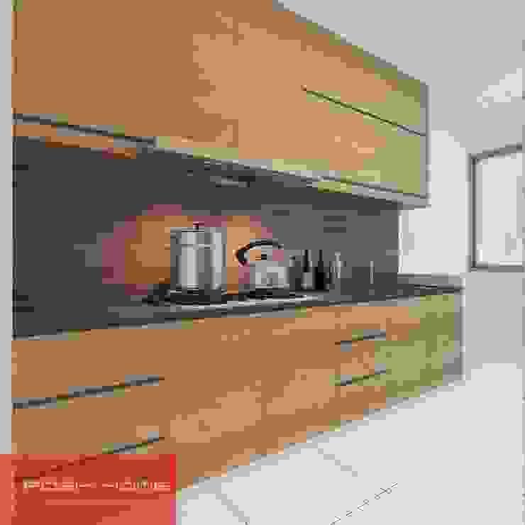 kitchen - Tempanise Central Modern kitchen by Posh Home Modern