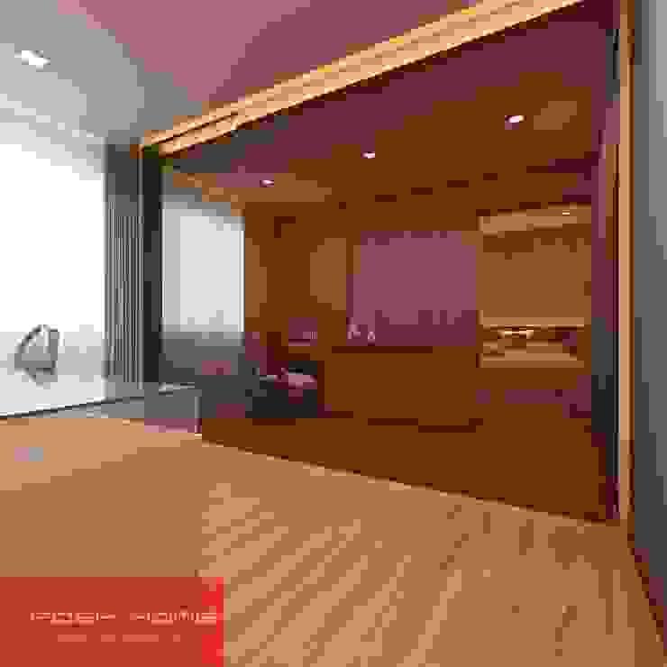 Master Bedroom - Tempanise Central Modern style bedroom by Posh Home Modern