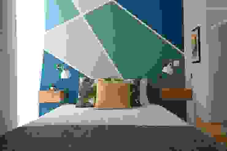 Dormitorios de estilo  de aponto, Moderno