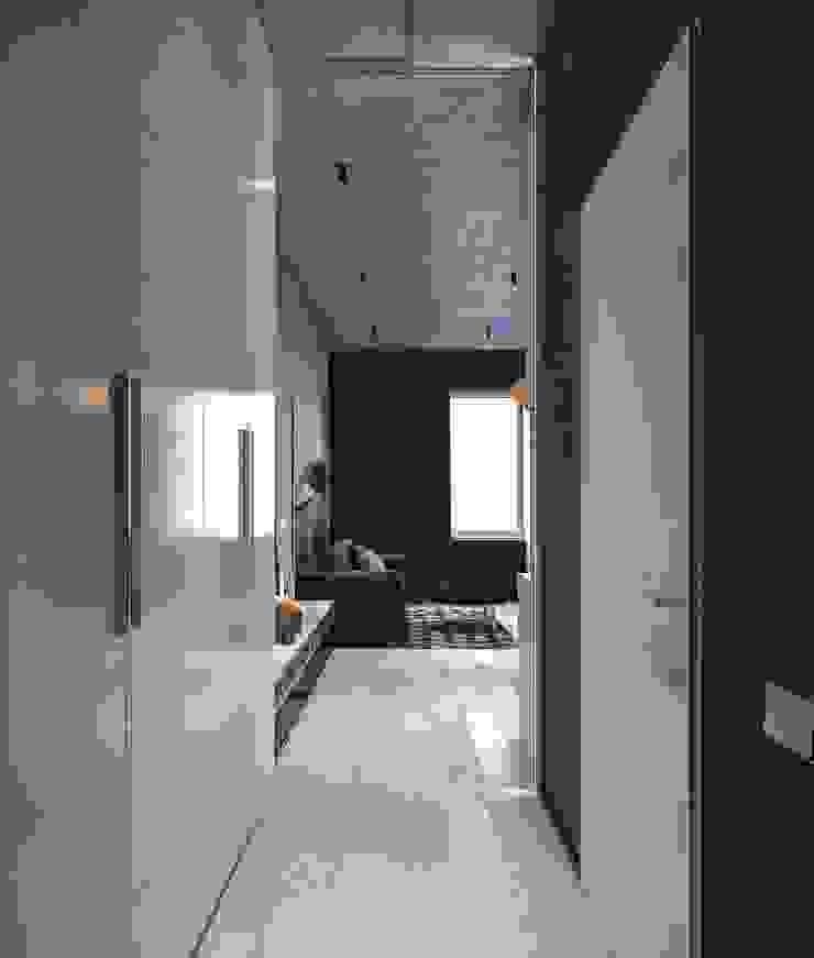 Minimalist Oturma Odası Zikzak architects Minimalist