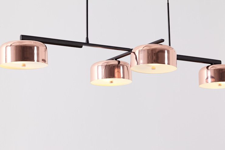 minimalist  by Cena Deco, Minimalist Copper/Bronze/Brass
