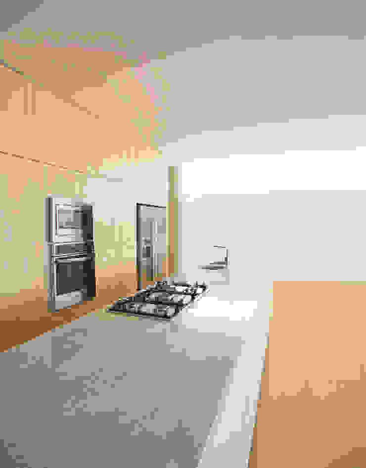 Cocinas de estilo moderno de Chetecortés Moderno