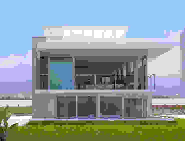Casas modernas de Chetecortés Moderno