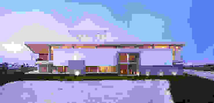 Maisons modernes par Chetecortés Moderne