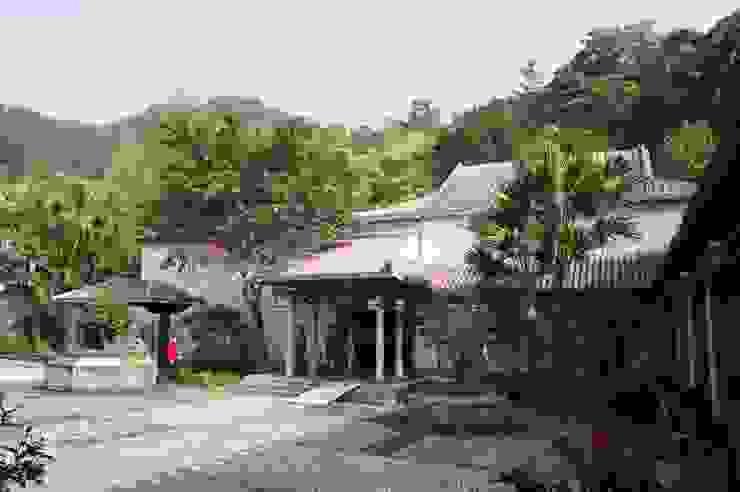 改造前中庭原貌 根據 薛晉屏建築師事務所