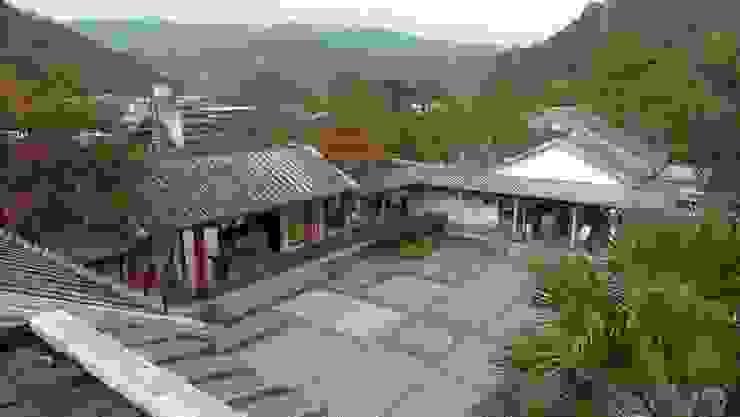 整改前園區中庭 根據 薛晉屏建築師事務所